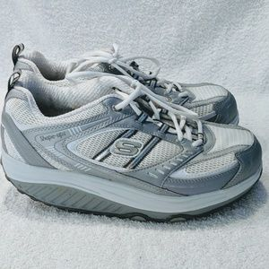 SKETCHERS SHAPE UPS BARELY USED Womens Size 8